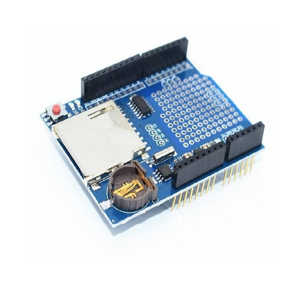Arduino Data Logger Shield RTC SD Card V1.1