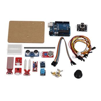 Arduino LCD Display Starter kit with Arduino UNO R3