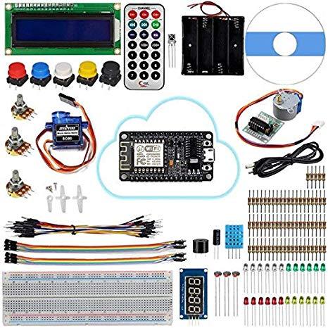 IoT Starter Kit Nodemcu Starter Kit